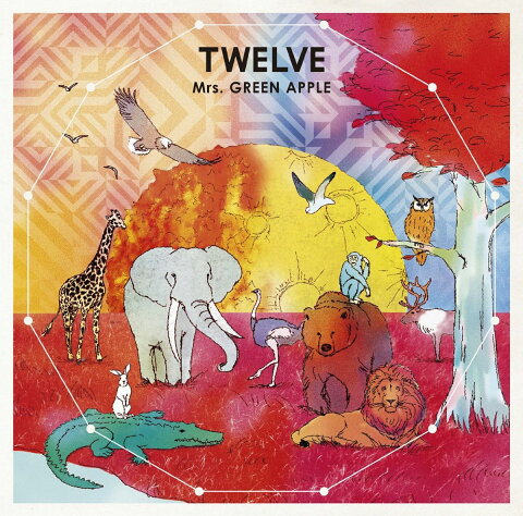 TWELVE [ Mrs.GREEN APPLE ]