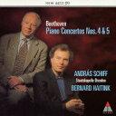 ベートーヴェン:ピアノ協奏曲第4&5番《皇帝》