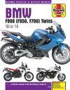 BMW F800 (F650, F700) Twins: '06 to '16 BMW F800 (F650 F700) TWINS (Haynes Service & Repair Manual) [ Editors of Haynes Manuals ]