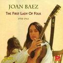 ��͢���ס�First Lady Of Folk - 1958-1961