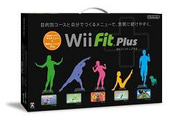 Fit Plus バランスWiiボード(クロ)セット