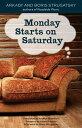 Monday Starts on Saturday MONDAY STARTS ON SATURDAY Boris Strugatsky