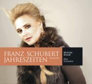 ��͢���ס�Jahreszeiten-lieder:Breedt(Ms)N.schumann(P)[���塼�٥�ȡ��ե��ġ�1797-1828��]