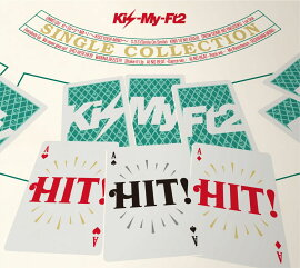 SINGLE COLLECTION��HIT! HIT! HIT!��(�̾���A CD+DVD)