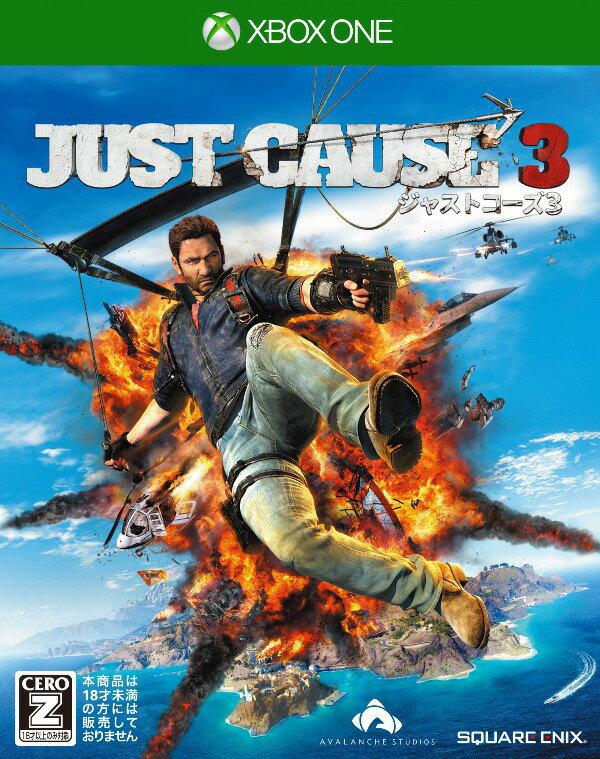 ジャストコーズ3 XboxOne版