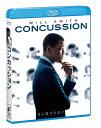コンカッション【Blu-ray】 [ ウィル・スミス ]