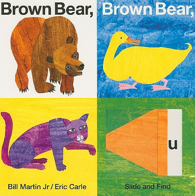 SLIDE AND FIND:BROWN BEA...の商品画像