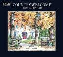 Country Welcome: 2020 Wall Calendar 2020 WALL CAL [ Lang Companies ]