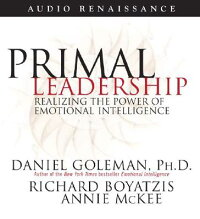 primal leadership realizing the power of emotional intelligence pdf
