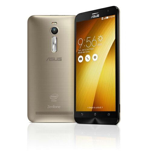 ASUS ZenFone2 32G ゴールド/4Gメモリ
