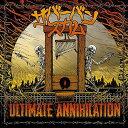 重金屬硬搖滾 - Ultimate Annihilation [ サバーバン・スカム ]