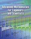 Advanced Mathematics for Engineers and Scientists ADVD MATHEMATICS FOR ENGINEERS (Dover Books on Mathematics)