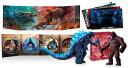 ゴジラvsコング 完全数量限定生産4枚組 ムービーモンスターシリーズ GODZI