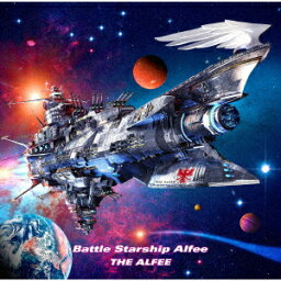 Battle Starship Alfee (初回限定盤B) [ <strong>THE</strong> <strong>ALFEE</strong> ]