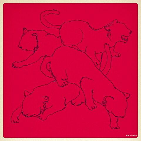 【楽天ブックス限定先着特典】ネオンと虎 (初回限定盤 CD+グッズ) (ステッカー付き) [ パスピエ ]