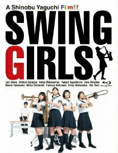 スウィングガールズ【Blu-ray】 [ 上野樹里 ]...:book:13013666