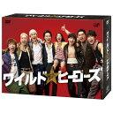 ワイルド・ヒーローズ DVD-BOX [ TAKAHIRO ]