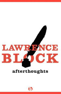 Afterthoughts[LawrenceBlock]