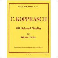 【輸入楽譜】コープラッシュ, C.: 60の練習曲