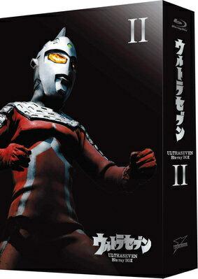 ウルトラセブンBlu-ray BOX II<最終巻>【Blu-ray】 [ 中山昭二 ]...:book:17013947