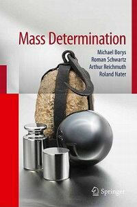 FundamentalsofMassDetermination[RolandNater]