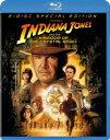 インディ・ジョーンズ/クリスタル・スカルの王国【Blu-ray】 [ ハリソン・フォード ]