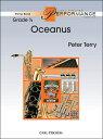 【輸入楽譜】テリー, Peter: オケアノス: スコアとパート譜セット [ テリー, Peter ]