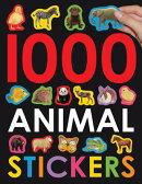 1000 ANIMAL STICKERS(P)