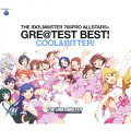THE IDOLM@STER 765PRO ALLSTARS+ GRE@TEST BEST! -COOL&BITTER!-(2CD)