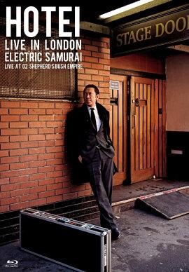 HOTEI LIVE IN LONDON ELECTRIC SAMURAI LIVE AT O2 SHEPHERD''S BUSH EMPIRE��Blu-ray��