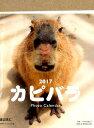 2017 カピバラフォトカレンダー [ 渡辺 克仁 ]