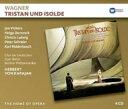 【輸入盤】『トリスタンとイゾルデ』全曲 カラヤン&ベルリン・フィル、ヴィッカーズ、デルネシュ、他(1971~72 ステレオ)(4CD) [ ワーグナー(1813-1883) ]