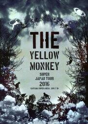 <strong>THE</strong> <strong>YELLOW</strong> <strong>MONKEY</strong> SUPER JAPAN TOUR 2016 -SAITAMA SUPER ARENA 2016.7.10-【Blu-ray】 [ <strong>THE</strong> <strong>YELLOW</strong> <strong>MONKEY</strong> ]