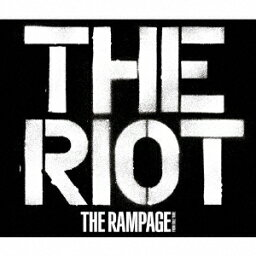 <strong>THE</strong> RIOT (CD+2Blu-ray) [ <strong>THE</strong> <strong>RAMPAGE</strong> <strong>from</strong> <strong>EXILE</strong> <strong>TRIBE</strong> ]