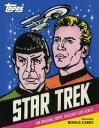 Star Trek: The Original Topps Trading Card Series ST