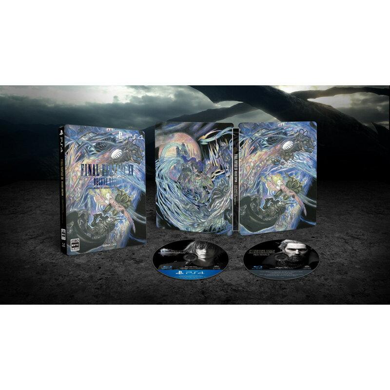 ファイナルファンタジーXV デラックスエディション PS4版