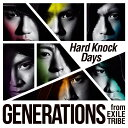 Hard Knock Days (CD+DVD) GENERATIONS from EXILE TRIBE