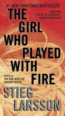 GIRL WHO PLAYED WITH FIRE,THE(A) [ STIEG LARSSON ]