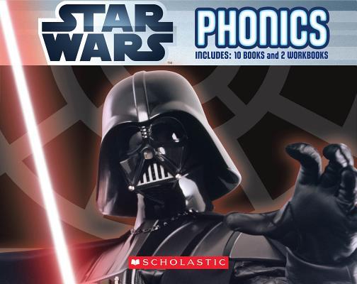 Star Wars: Phonics Boxed Set SW PHONICS BOXED SET (Star Wars) [ Quinlan B. Lee ]