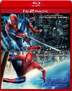 アメイジング・スパイダーマン 1&2パック 【初回生産限定】【Blu-ray】 [ アンド…...:book:16992113