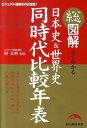 総図解よくわかる日本史&世界史同時代比較年表 [ 歴史・年表研究会 ]