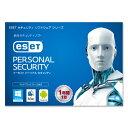 ESET パーソナルセキュリティ 1年1ライセンス(カードタイプS) Windows/Mac/Android 対応