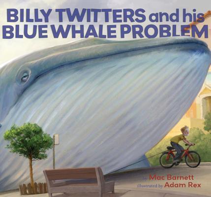 BILLY TWITTERS & HIS BLUE WHALE PROBLE(H [ MAC/REX BARNETT, ADAM ]