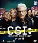 CSI:�ʳ��ܺ��� ����ѥ��� DVD-BOX ��������12