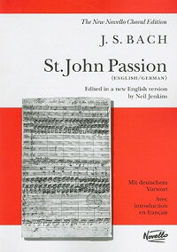 St��_John_Passion��_Vocal_Score