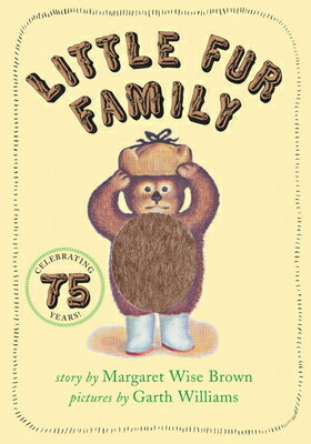 Little Fur Family Board Book LITTLE FUR FAMILY BOARD BK [ Margaret Wise Brown ]