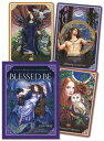 Blessed Be Cards: Mystical Celtic Blessings to Enrich and Empower BLESSED BE CARDS Lucy Cavendish