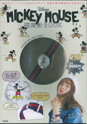 Disney Mickey Mouse腕時計BOOK