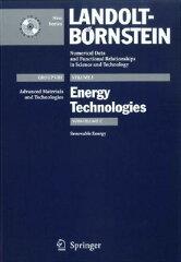 Renewable Energy RENEWABLE ENERGY 2006/E [ Andreas Bandi ]