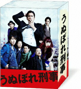 うぬぼれ刑事 Blu-ray Box【Blu-ray】 [ 長瀬智也 ]...:book:13943436